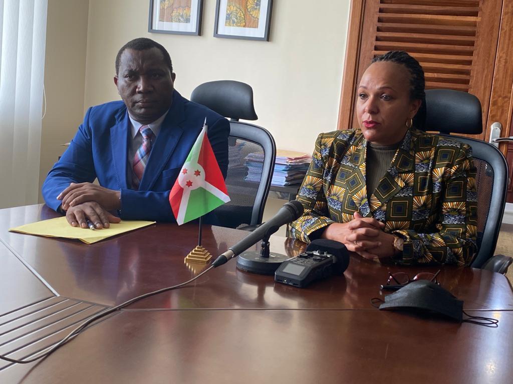 Wordbank: Burundi signs a $54.6 million agreement to strengthen its health  system - RegionWeek